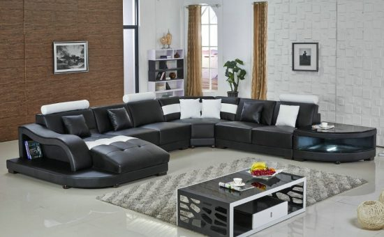 2018 best big sofa designs to increase your room coziness for Sofas grandes modernos