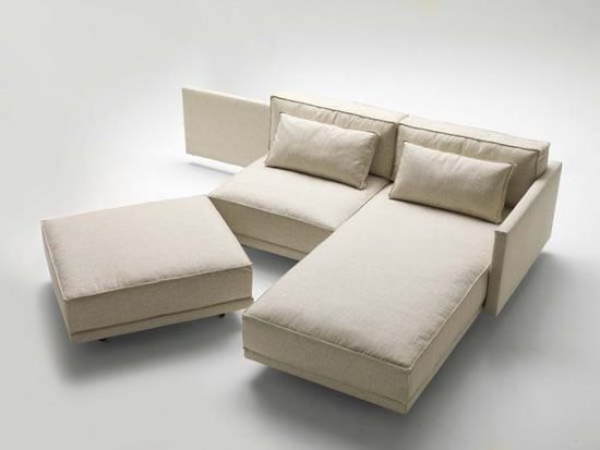 2016 Leather sofa beds for stunning functional homes