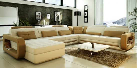 Creative sofa table designs and styles