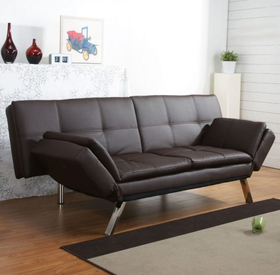 2016 futon sofa; a charming solution for today's home