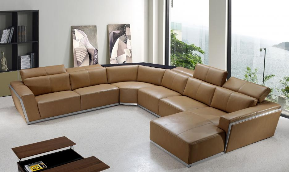 A Guide For Types Of Leather Recliners Leather Sofas