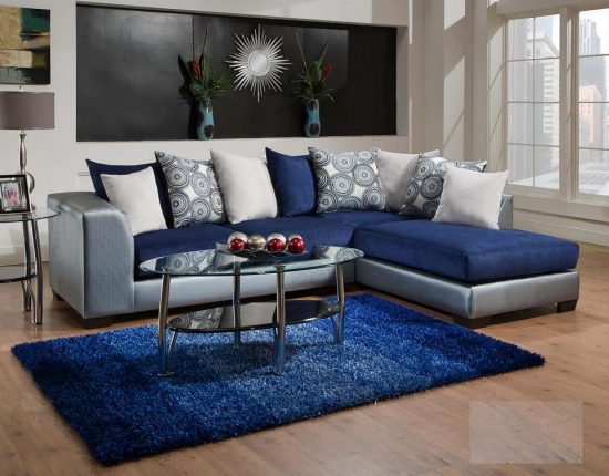 2018 blue sofa a trendy and magical choice for your for Choice interior designs