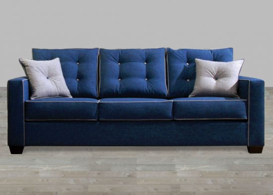 2016 Blue Sofa A Trendy And Magical Choice For Your