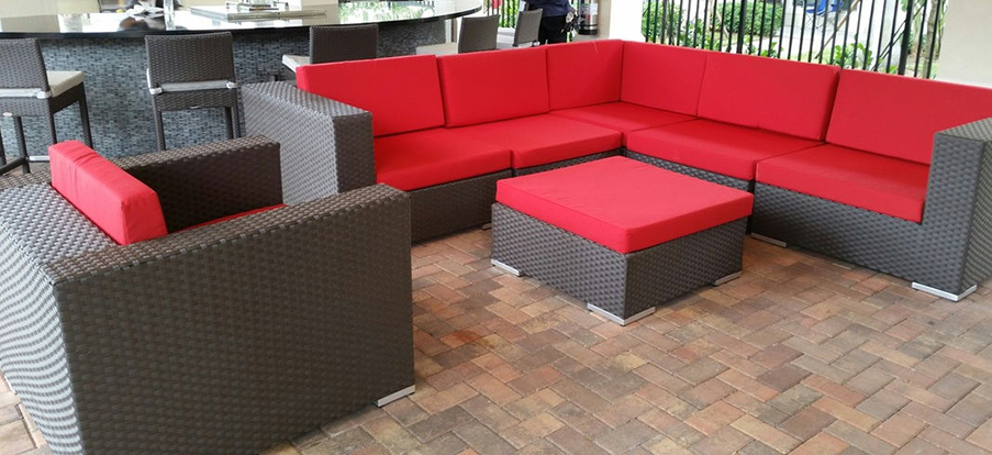 Get The Beauty Of Outdoor Furniture Inside By 2016 Rattan Sofas 14 Get The Beauty Of Outdoor
