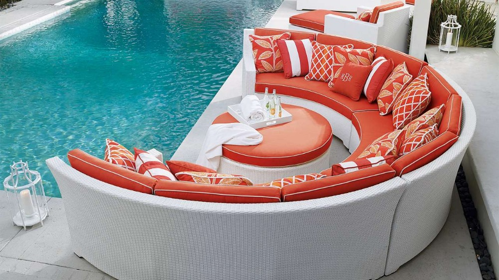 Get The Beauty Of Outdoor Furniture Inside By 2018 Rattan