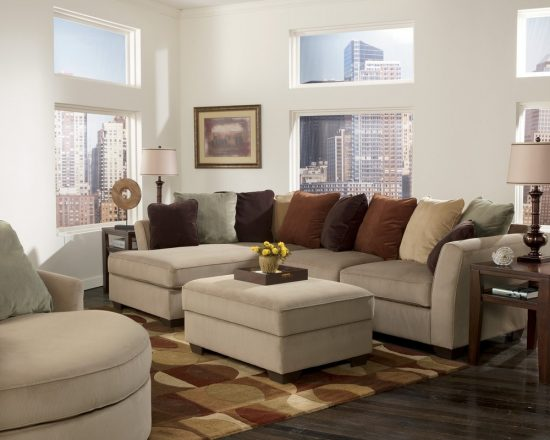 Popular sofa colors in 2016 to beautify every living area