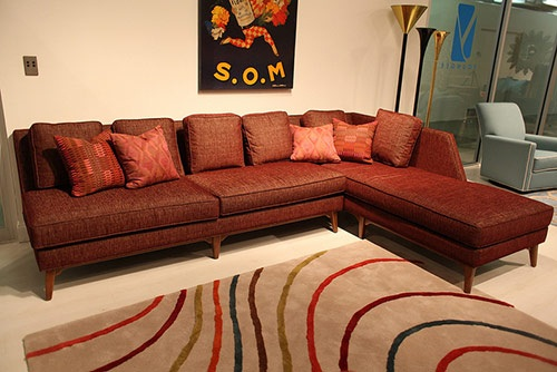 Retro Sofa Style To Add Culture And Charm In Your Living Area - Retro style sofa