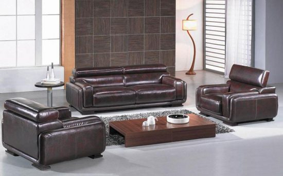The Advantages of Having a Brown Leather Sofa
