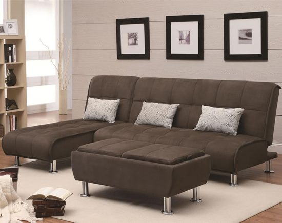 The click clack sofa; the best choice for a sofa bed