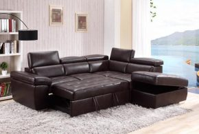 Why to choose a leather sofa bed?