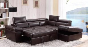 Why to choose a leather sofa bed
