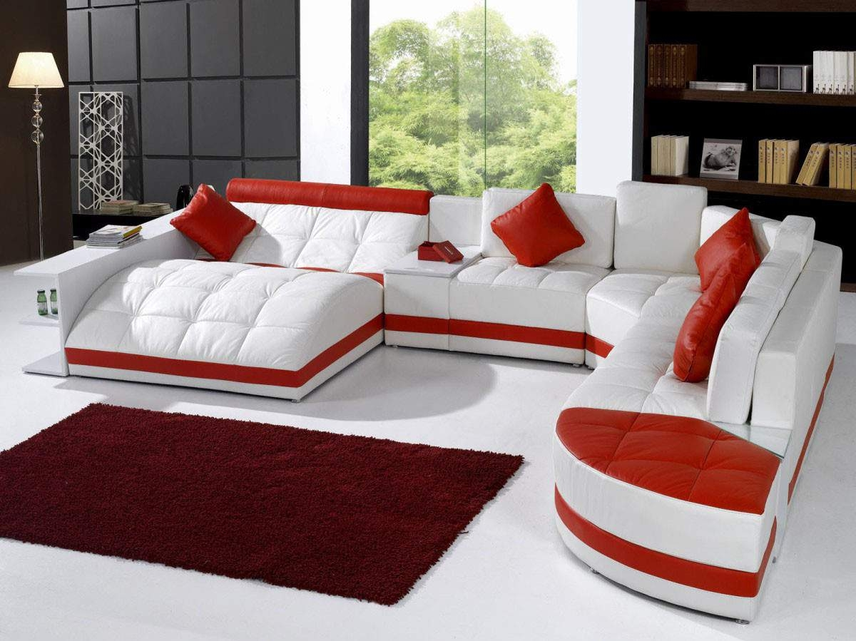 What Are The Different Types Of Modern Sofas Modern Sectional - Types of sofa