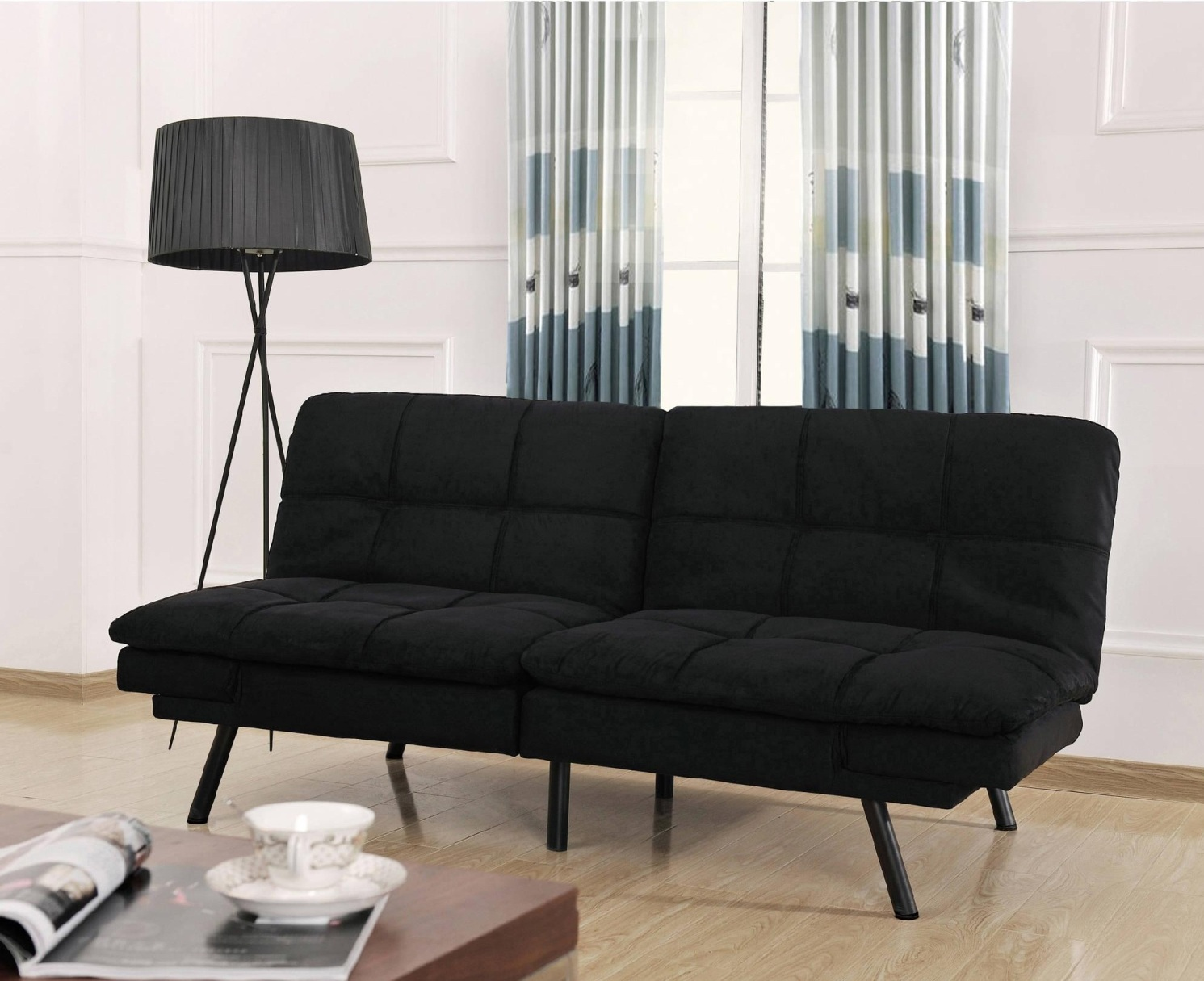 2016 Narrow Sofa Beds For The Best Use Of Tight Space 16