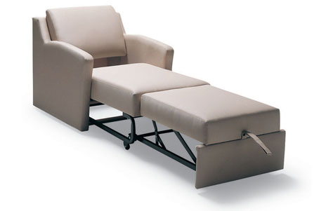 2016 Pull-out chair sofa a great investment for small spaces