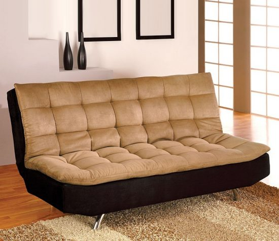 Captivating 2016 Comfortable Futon Sofa Bed Ideal Choice For Modern Homes