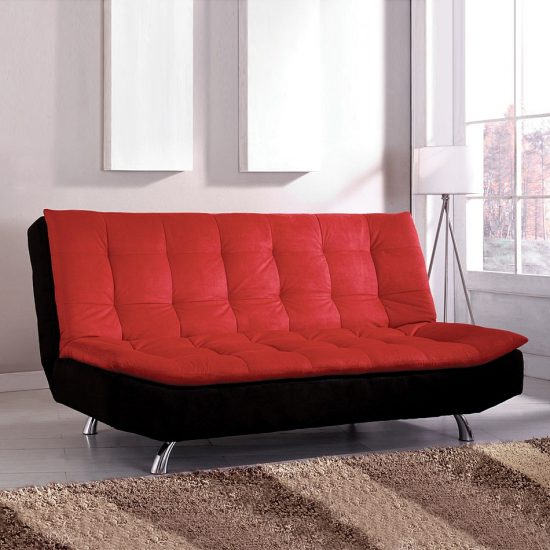 2018 comfortable futon sofa bed ideal choice for modern for Really comfortable sofa bed