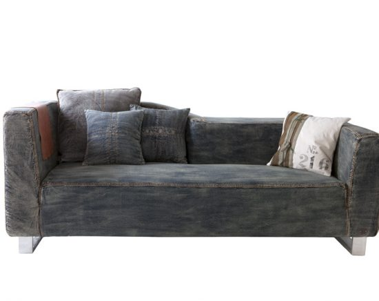 Cool denim sofas for unique and gorgeous home look best sofas Denim couch and loveseat