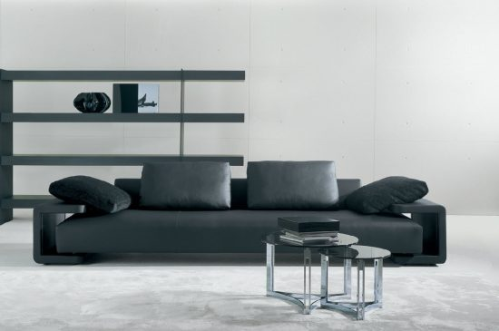 Love chair sofa for elegant homes with functionality - Sofas italianos modernos ...
