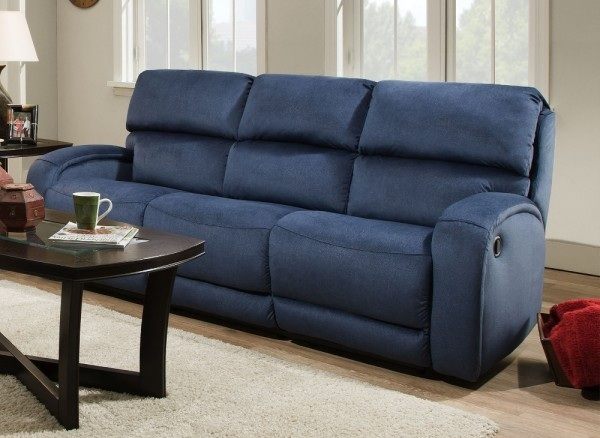 Get the best of 2016 sofas market blue reclining sofas 12 for Best sofas 2016