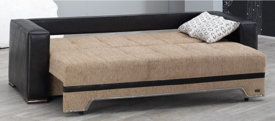 Save Space With Comfortable And Elegant Hideaway Bed
