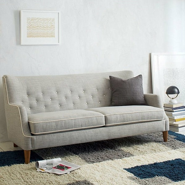 Cabriole Sofa How To Furnish It In Your Living Space 2