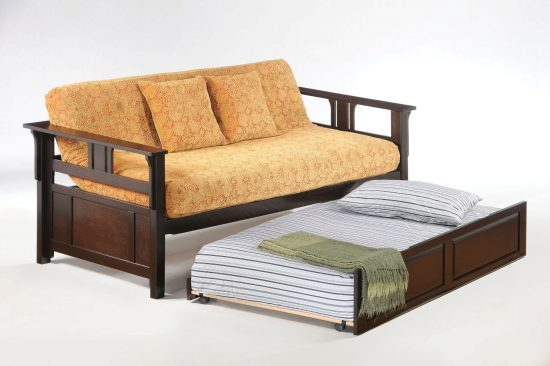 Medium image of easy steps to define the perfect futon for your space