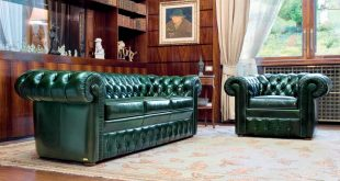 Interesting Types of Chesterfield Sofas You Can Choose from