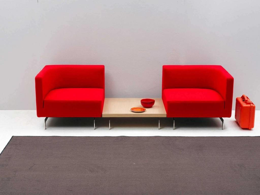 Minimalist sofa designs for a perfect homey feel 17 for Minimalist sofa