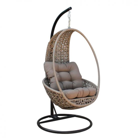 Hanging Egg Chair - Enjoy a Peaceful Time Indoors and Outdoors with the Perfect Hanging Egg Chair