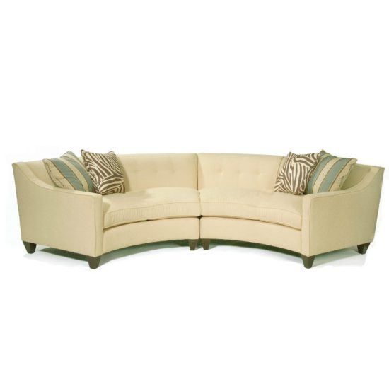 Curved Sofa For Small Spaces: Best Elegant Choice For Every