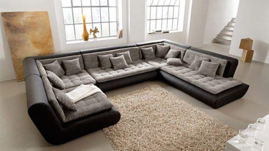Awesome 2017 Comfortable Leather Sofas; A Maximum Comfort And Style To Living Spaces