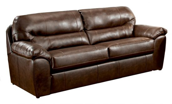 Comfortable Leather Sofas A Maximum Comfort And Style To