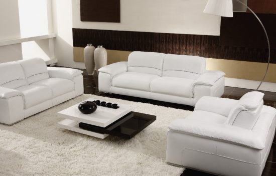 2018 contemporary leather sofas a perfect masterpiece - Sofas modernos fotos ...