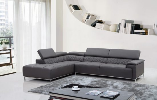 2017 corner leather sofas; a magnificent addition to every home