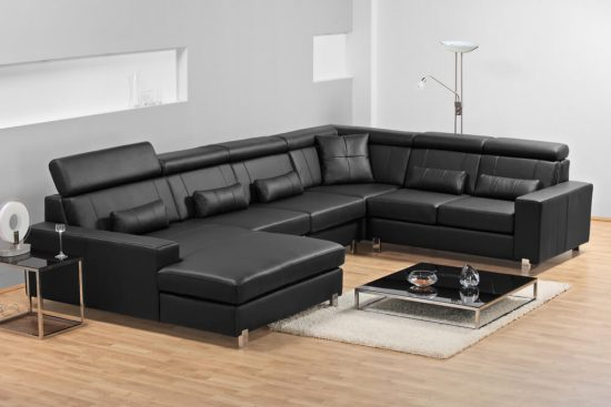 2017 trendiest colors for adorable leather sofas in elegant homes