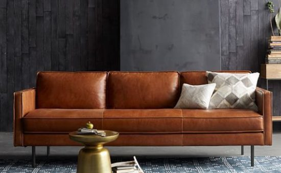 A quick guide to the best leather type for your dream sofa