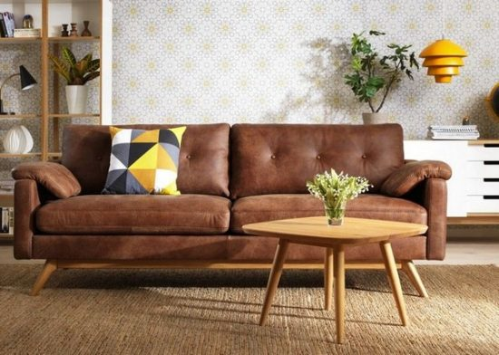 These Cognac Leather Sofas Are Widely Available In Both Local And Online  Stores When It Comes To Picking Yours, You Only Choose Your Favorite Method  To Get ...