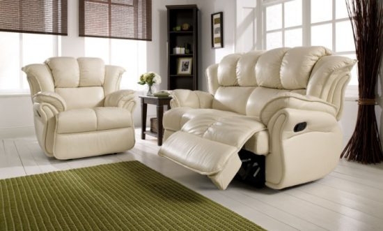 Cream Leather Sofas; The Best Choice For Every Space In 2017