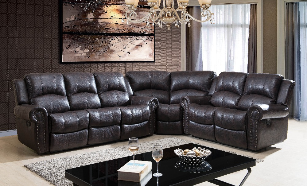 How to choose the best leather sofa size that fit your ...