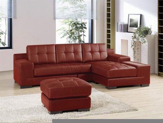 How to get inexpensive leather sofas with quality and comfort