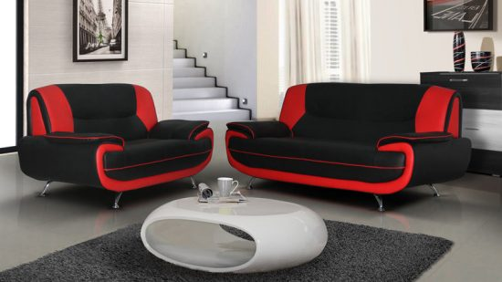 Leather sofa outlets for unique and charming designs at for Sofa design outlet