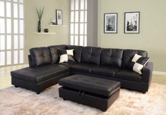 Leather sofa set; the best option for comfortable and charming living area