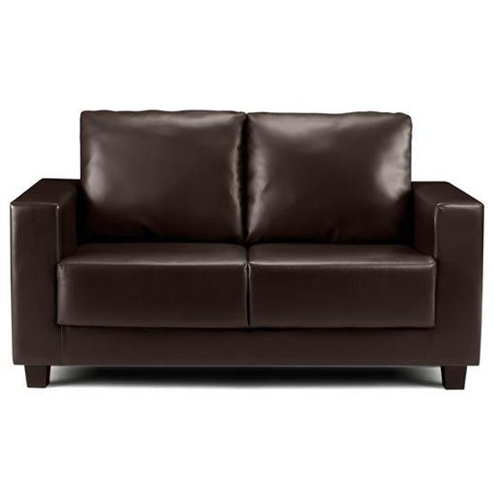 Small Leather Sofas For Trendy And Comfortable Small Spaces In 2017 Leather Sofas