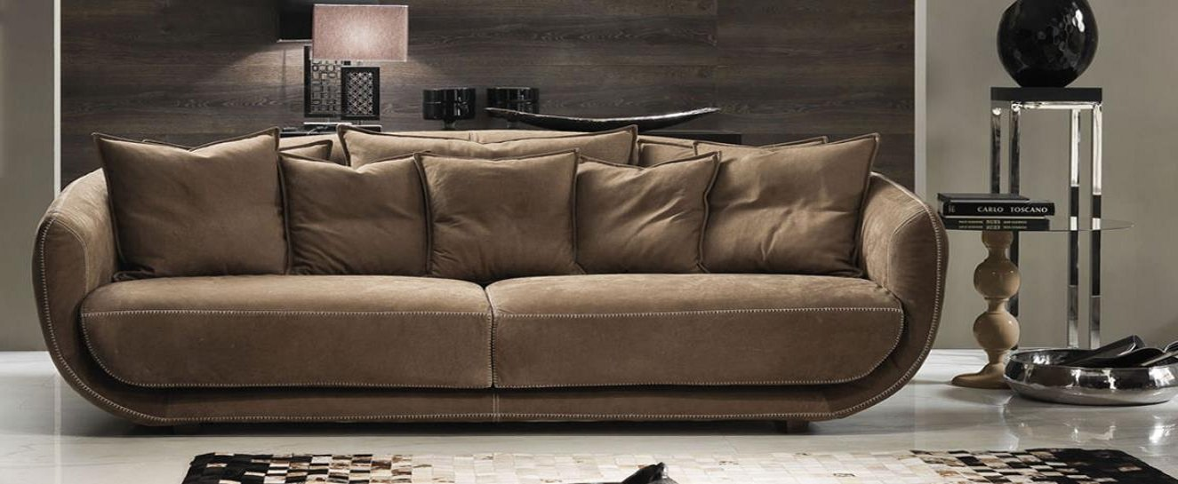 Soft Leather Sofas For A Maximum Comfy And Stylish Living Space 4 Soft Leather Sofas For A