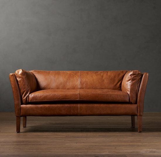 Soft leather sofas for a maximum comfy and stylish living space