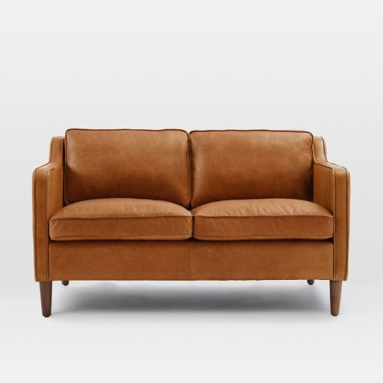 Tan Leather Sofas For Every Living Space Styles In 2017 Leather Sofas