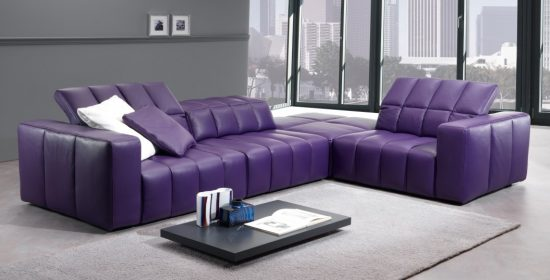 Accessorize Your Leather Sofa With Style And Adorable
