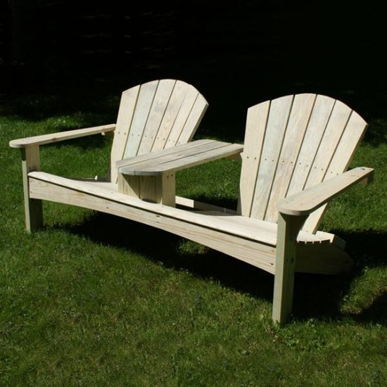 Adirondack Chair: Your Way to Create an Outdoor Seating Area