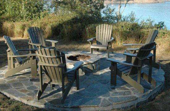 Adirondack Chair Your Way To Create An Outdoor Seating