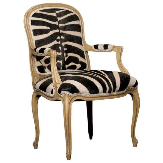 Bergere chair unique design features with eye catching for Unique sitting chairs